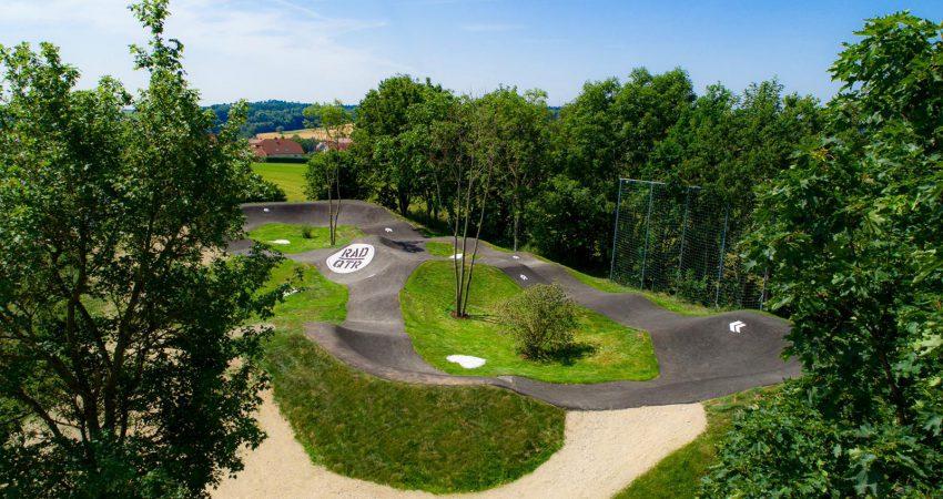 Neueröffnung Pumptrack Litzendorf